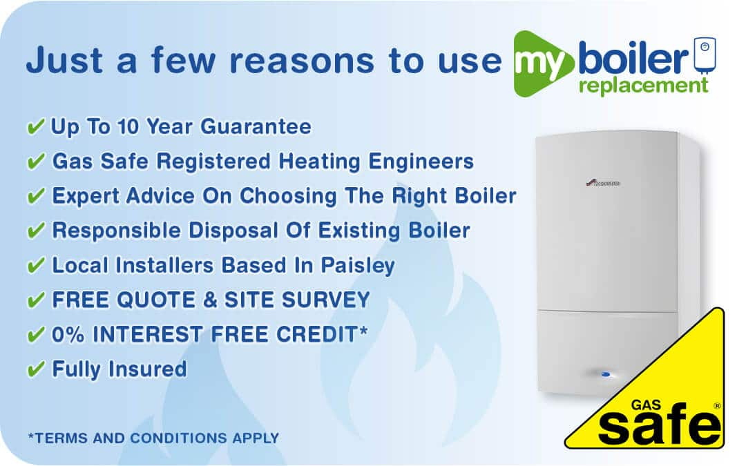 Boiler Replacement Paisley