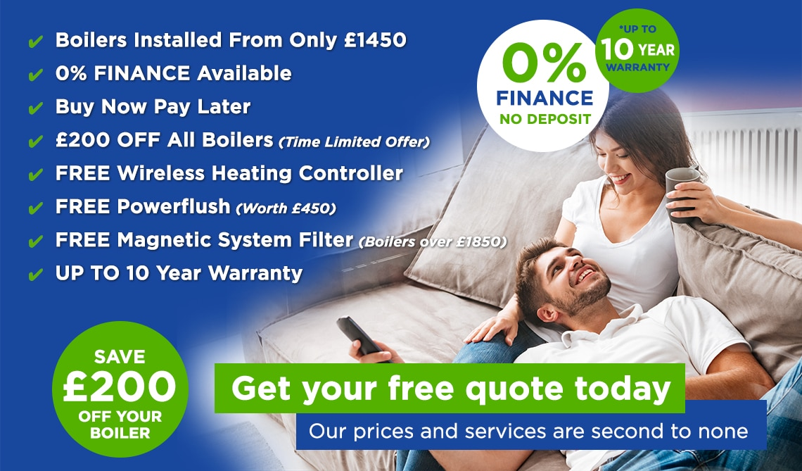 combi boiler special offers glasgow